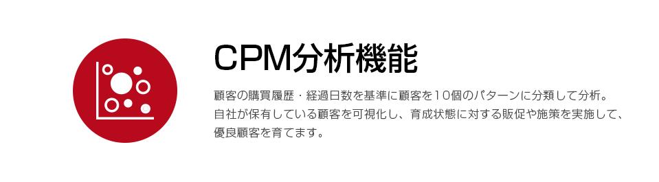やずやも実施している CPM分析